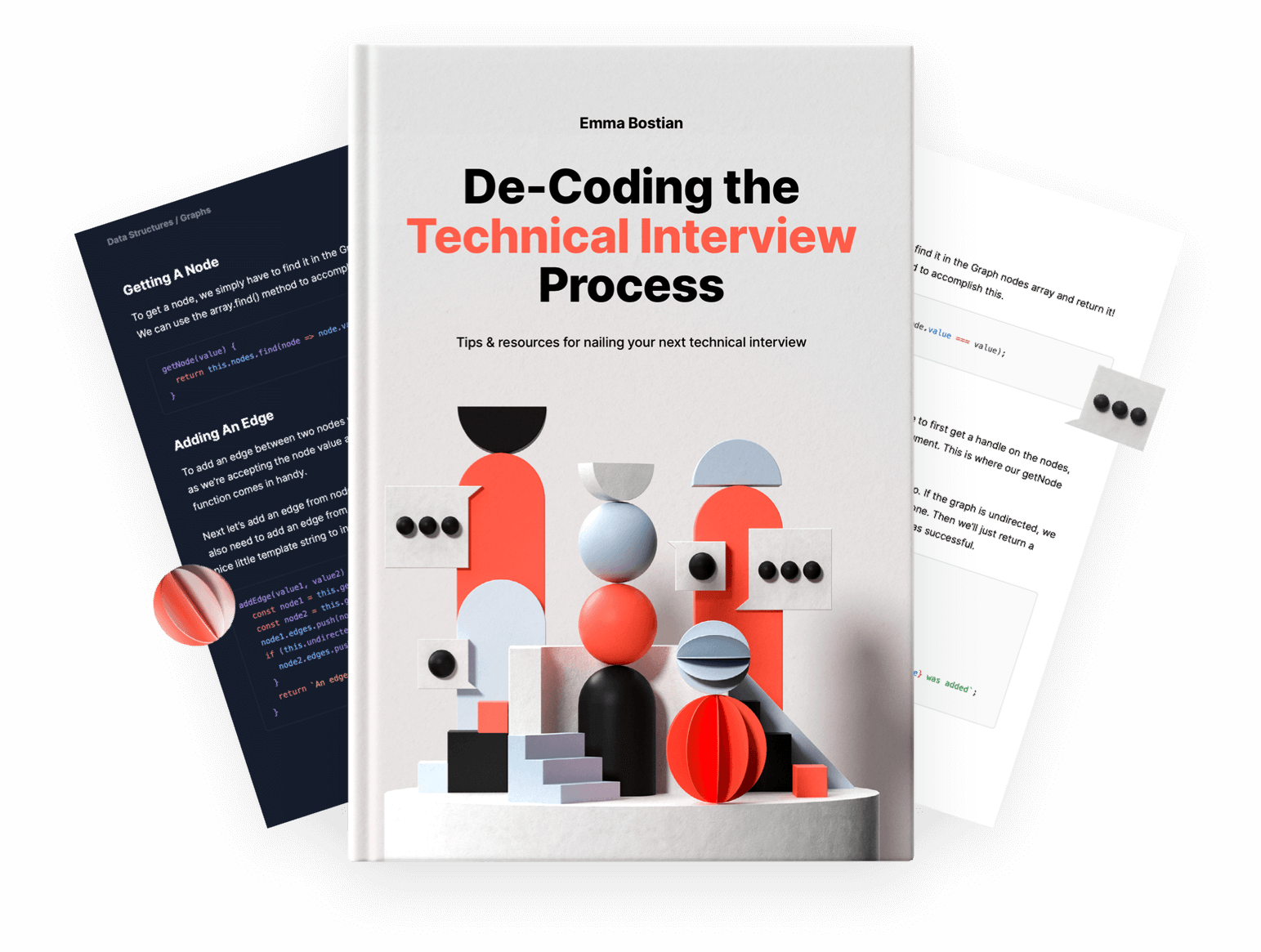 De-Coding the Technical Interview Process - book by Emma Bostian